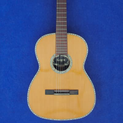 Giannini AWN 300 / 1973 / Natural Satin / Grand Mother of Pearl inlays / Excellent condition  for sale