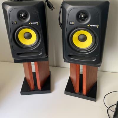 KRK Rokit 5 RP5 G3 Powered Studio Monitors (Pair)
