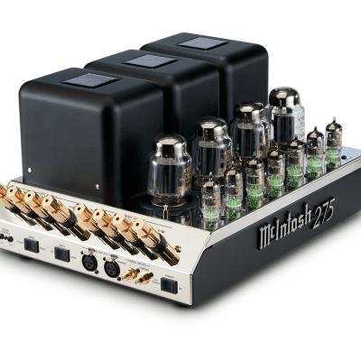 McIntosh MC275 MK VI Stereo Tube Power Amplifier