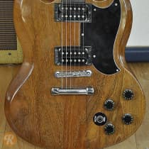 "Gibson Firebrand ""The SG"" 1979 Walnut image"