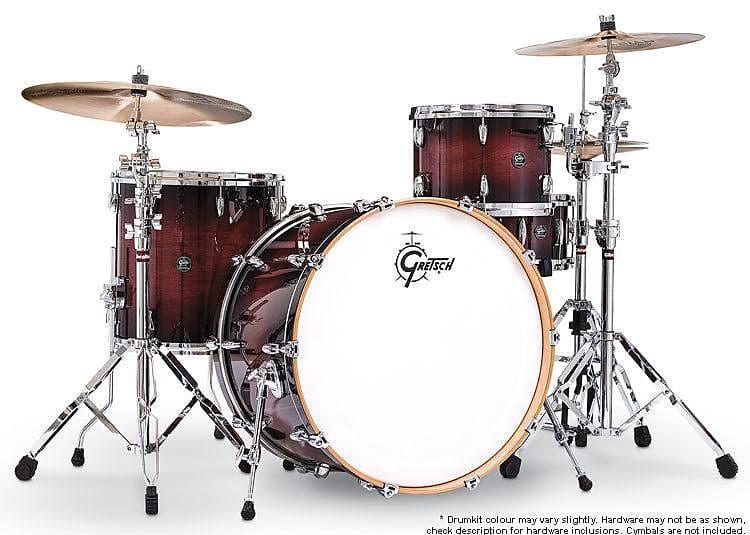 8d7cd15e3d1e Gretsch Drums RN1 Renown Series 4-Pce Drum Kit in Cherry