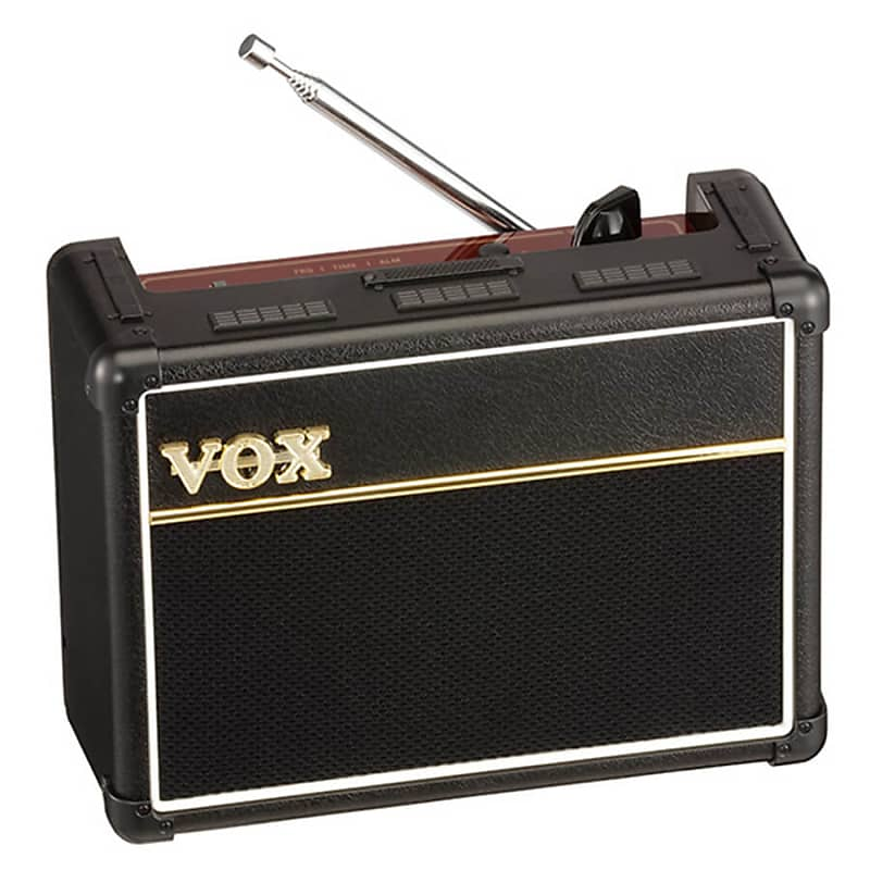 Vox AC30 Stereo Radio and Portable Speaker   Rich Tone Music