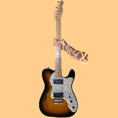 Fender Classic Series '72 Telecaster Thinline for sale