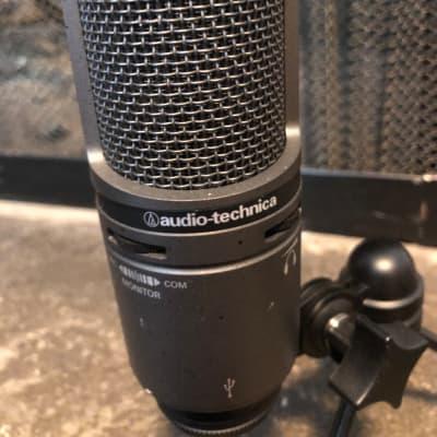 Audio-Technica AT2020 USB+
