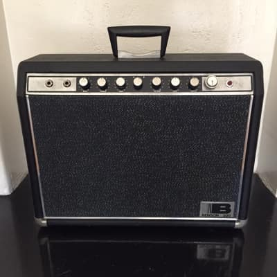 1966 Benson Electronics Model 200 (Howard Roberts / Ron Benson / Elvis) Original 1x12 Combo for sale