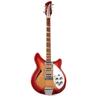 "Rickenbacker 375 NS ""Rick-O-Sound"" Stereo 1964 - 1967"