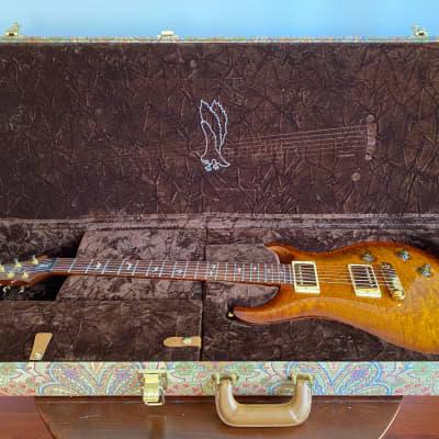 Paul Reed Smith Custom 22 - 20th Anniversary Violin Amber Sunburst Artist Package Brazilian 7.15 lbs