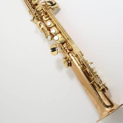 Yanagisawa S-Wo20 Soprano Saxophone