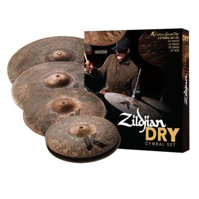 Zildjian K Custom Special Dry Cymbal Box Set (MINT, DEMO)