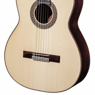 Spanish Classical Guitar JOAN CASHIMIRA MODEL 140 Spruce for sale