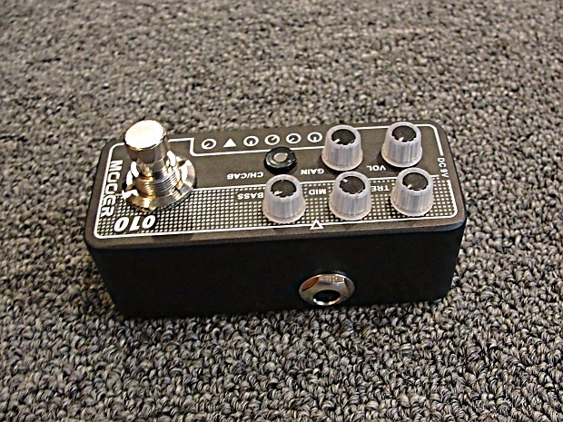 mooer micro preamp 010 two stone guitar effects pedal based reverb. Black Bedroom Furniture Sets. Home Design Ideas