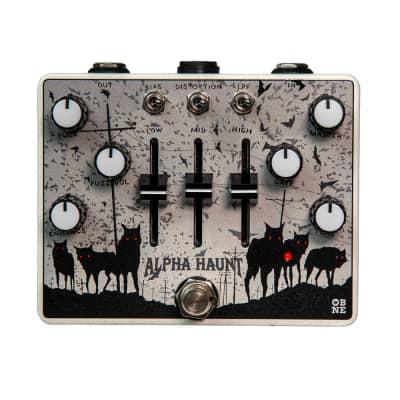 Old Blood Noise Endeavors Alpha Haunt V2 Fuzz