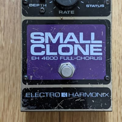 ★ Electro-Harmonix Small Clone Full Chorus Pedal MN3007 Chip ★ Free Shipping ★