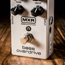 MXR M89 Bass Overdrive Pedal - Free Shipping