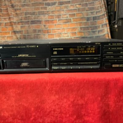 Pioneer PD-M450 Multi Play Compact Disc Player