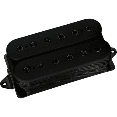 DiMarzio DP 159 Evolution Bridge Humbucker Black With Black Pole Pieces Brand New Authorized Dealer!