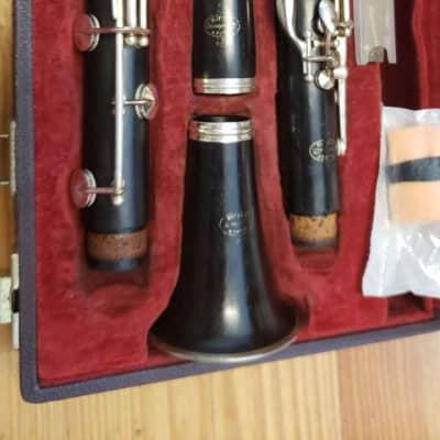 Buffet Crampon E11 Advanced Wooden Bb Clarinet--New Pads!