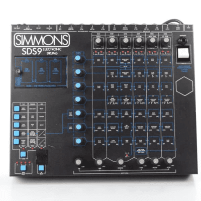 Simmons SDS9 6-Channel Drum Synthesizer