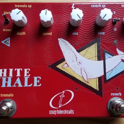 Crazy Tube Circuits White Whale Analog Spring Reverb / Tremolo