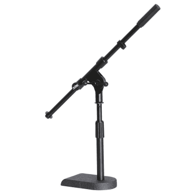 On-Stage MS7920B Bass Drum / Boom Combo Mic Stand