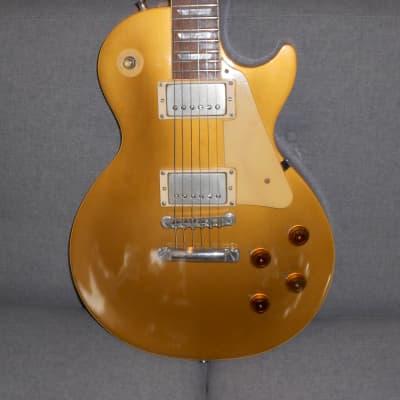 Gibson Pre-Historic Les Paul Goldtop Darkback 1986 Goldtop