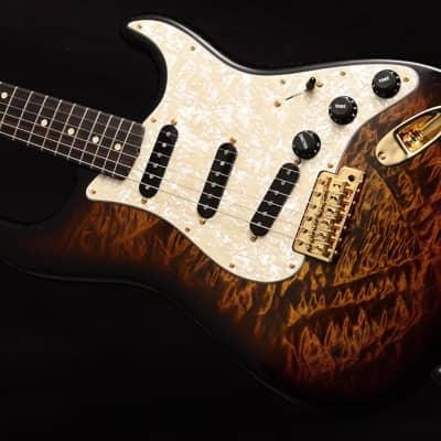 NEW Fender Custom Shop 60 Stratocaster NOS Masterbuilt by Yuriy Shishkov Tiger Eye! for sale
