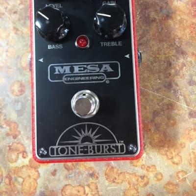 Mesa Boogie Tone Burst Boost/Overdrive Pedal