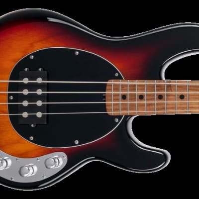 Ernie Ball Music Man Short Scale Stingray 4, Vintage Sunburst w/ Maple *LTD to 300 World-Wide! for sale