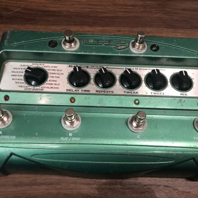 Line 6 Line 6 DL4 Delay Modeler Professionally Modified for sale