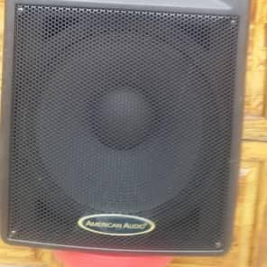 """American Audio DLS15P 15"""" 2-Way Powered Speaker"""