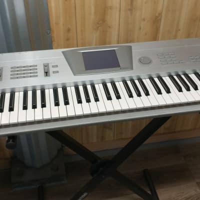 Vintage Korg Trinity V3 Workstation Synthesizer NO MOSS BOARD - Made In Japan