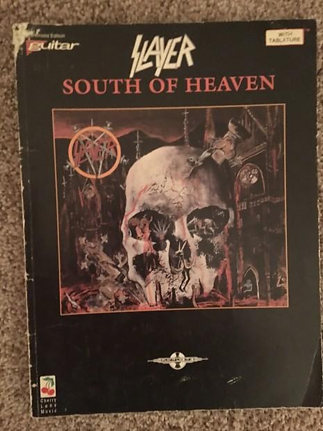 Slayer Tab Book
