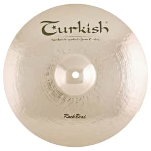 "Turkish Cymbals 15"" Rock Series Rock Beat Crash RB-C15"