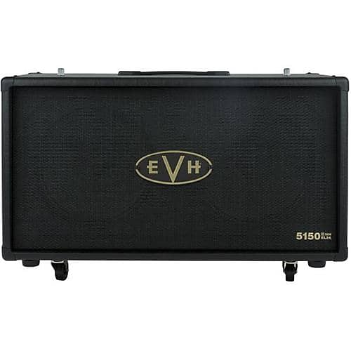 evh 5150 iii el34 212st 50w 2x12 straight cabinet with reverb. Black Bedroom Furniture Sets. Home Design Ideas