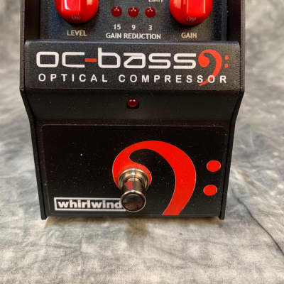 Whirlwind OC Bass Optical Bass Compressor/Limiter for sale