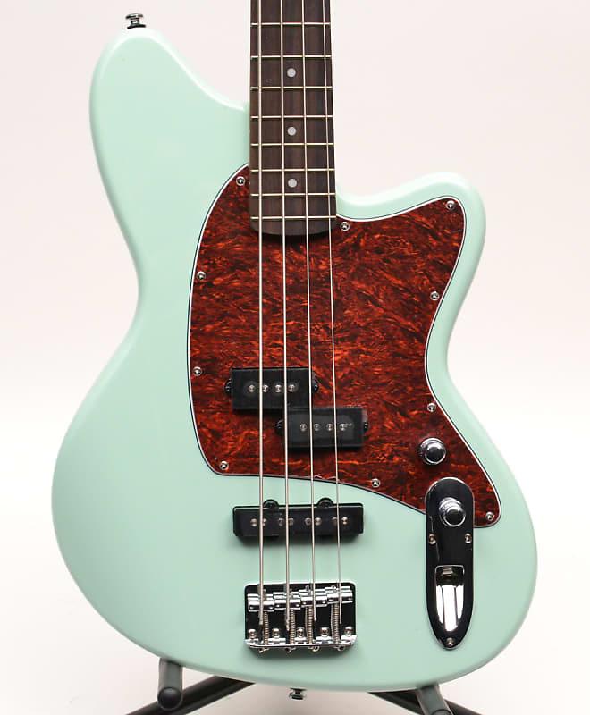 Ibanez Talman Tmb100mgr Mint Green Electric Bass Guitar Reverb