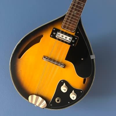 1960s or 1970s Teisco / Telestar Electric Mandolin - Very Nice