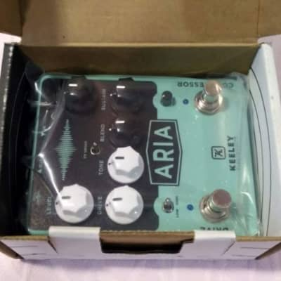 Keeley Aria Compressor/Overdrive Pedal