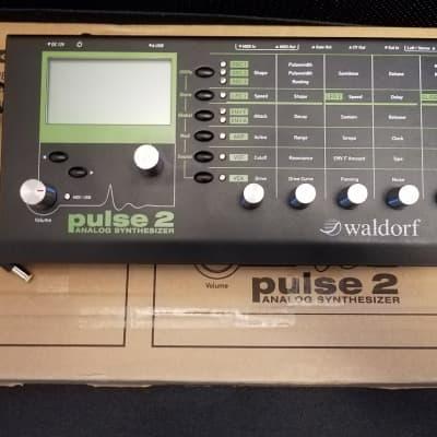 Waldorf Pulse 2 Tabletop Analog Synth 2016