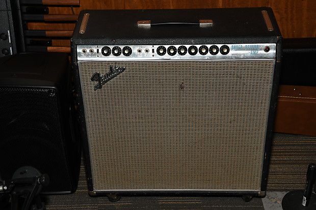 Fender Super Reverb 1968 AB763
