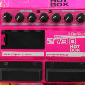 DigiTech PDS 2730 Hot Box Digital Delay and Distortion