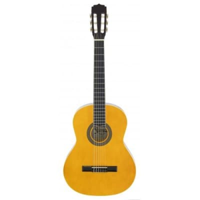 ARIA FST 200 53 N Fiesta Classical Guitar 1/2 Size Natural for sale