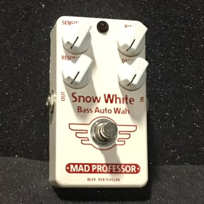 Mad Professor Snow White Bass Auto Wah Handwired for sale