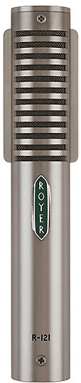royer r121 ribbon microphone calistro music reverb. Black Bedroom Furniture Sets. Home Design Ideas