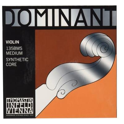 Thomastik-Infeld 135BMS Dominant 4/4 Violin String Set - Medium