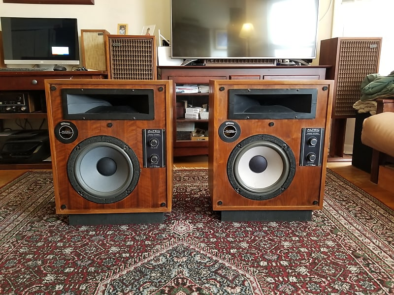 Gorgeous Altec Model 15 Vintage speakers