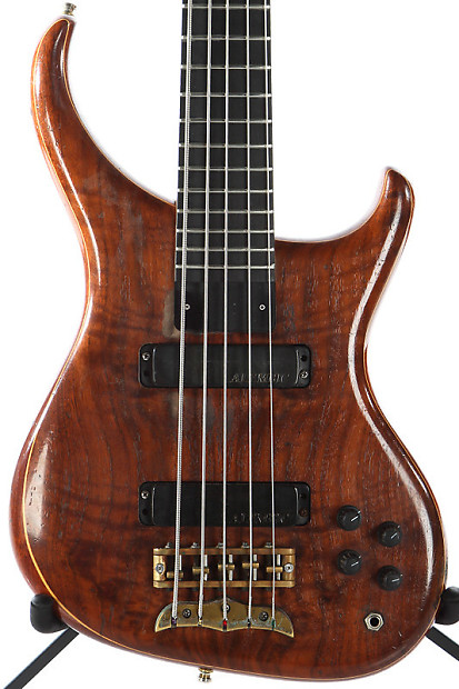 1997 alembic orion 5 string bass guitar reverb