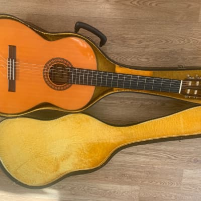 Classical Guitar Kimberly G-140K Natural MIJ with case for sale