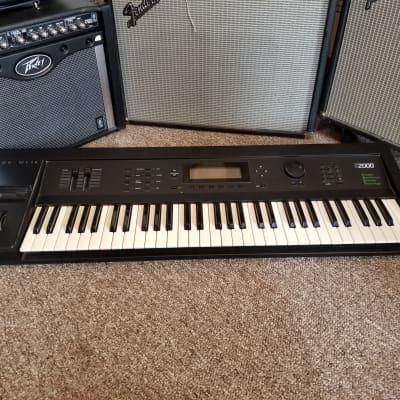 Kurzweil K2000 Keyboard, 61-Key Digital Workstation Synthesizer