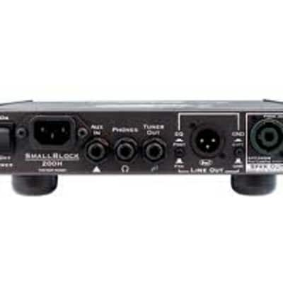 Traynor  SB200H | Ultra Compact 200W Bass Head. Brand New!